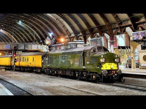 Railways 2016 – Unseen Footage Compilation (Part 1)