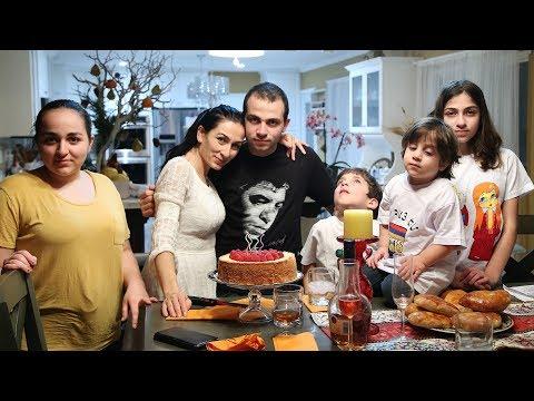 Heghineh Family Vlog #60 - Առնակի Տարեդարձը - Heghineh Cooking Show in Armenian