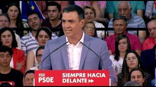 """Sánchez equipara a PP, Cs y Vox con vecinos que sólo generan """"ruido"""""""