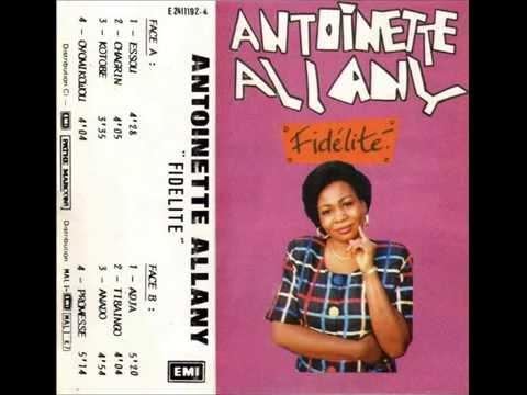 ANTOINETTE ALLANY (Fidélité - 1992)  01- Essou