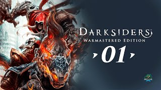 Darksiders Warmastered Edition #01 - Gameplay PC - O Inicio