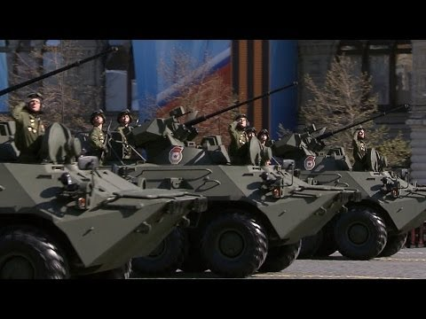 Russia Fields New Hard-Hitting Weapons Systems in 2013