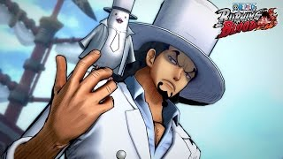 One Piece: Burning Blood - Gold Moviec DLC Pack #2 Trailer | PS4, XB1, Vita, Steam