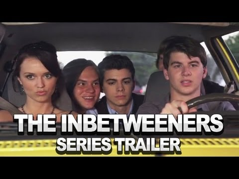 The Inbetweeners 2012 TV Series  Series