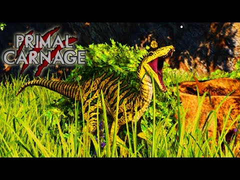 "primal-carnage-extinction-(gameplay/pt-br)---o-cuspidor-de-veneno-""cryolophosaurus""-(#4)"