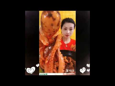 seafood-eating-show-2019!-(octopus-and-snail-eating)
