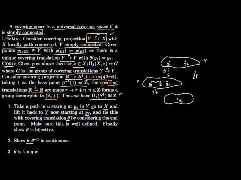 2_6 Universal Cover and Fundamental Group