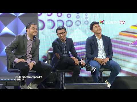 Mamat & Dany Beler Adu Roasting - The Best of SUCI 7