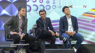 Mamat & Dany Beler Adu Roasting - The Best of SUCI 7