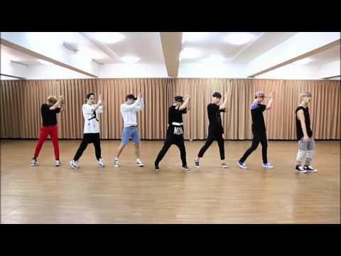 GOT7 (갓세븐) - Laugh Laugh Laugh - Dance Practice Front Version