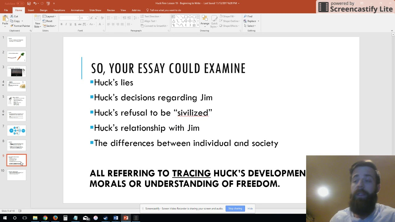 Typical college essay prompts