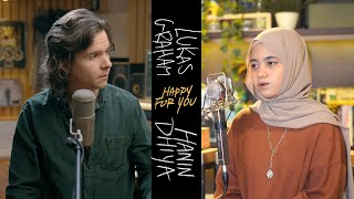 Download Lukas Graham - Happy For You (feat. Hanin Dhiya) Performance Video