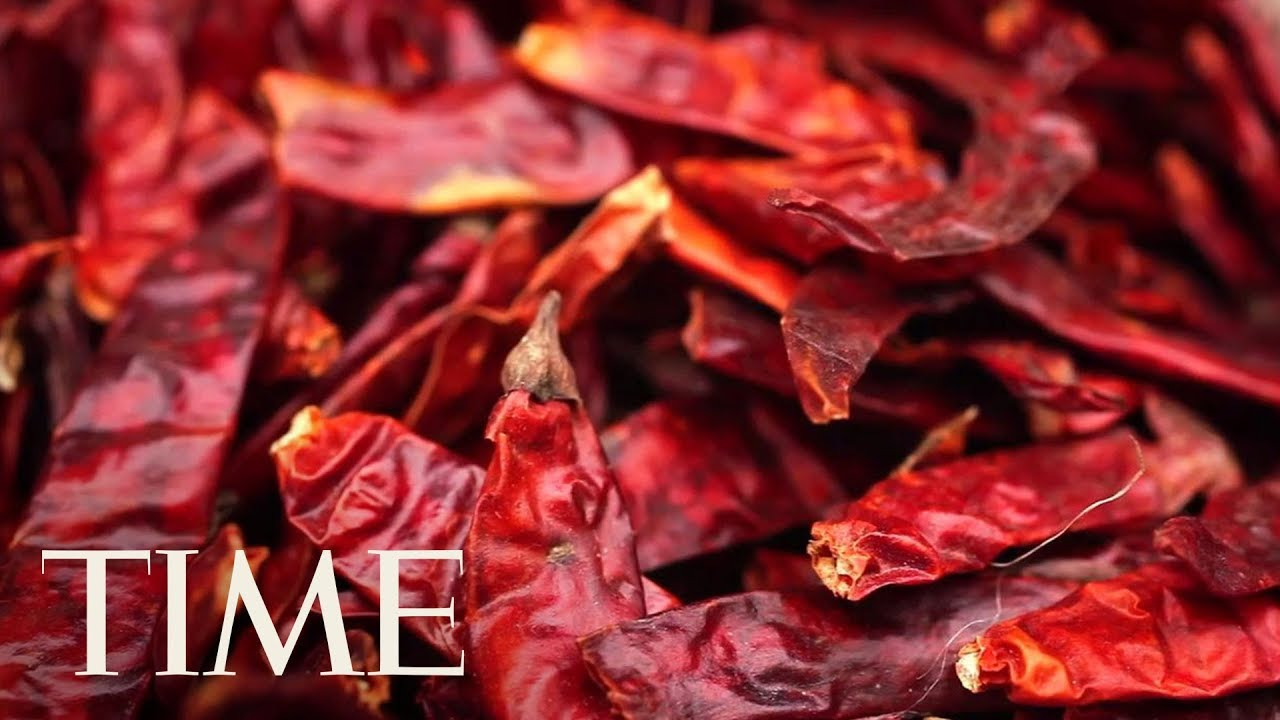 Why Spicy Food Makes Your Nose Run—And Why It's Great for You | TIME