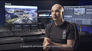 ProArt Display - The Game Changer Dolby Vision Display Recognized by Industry's Elite Colorist