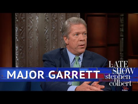 Major Garrett Had A Feeling Jeff Sessions Was Out