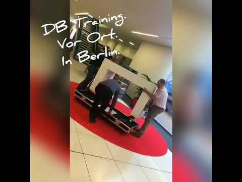 Preparing DB Training. Vor Ort. Berlin 12.9.