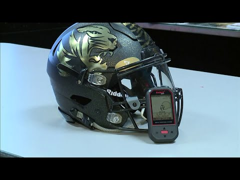 New Football Helmet Technology