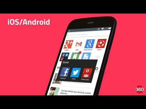 Обзор Opera Mini: как скачать, установить и пользоваться