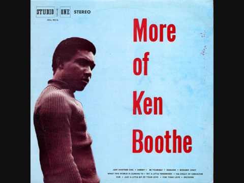 Ken Boothe - More Of Ken Boothe - Studio 1 - 1969 (Full)