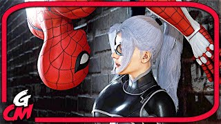 SPIDER-MAN DLC BLACK CAT ita - FILM COMPLETO DEL GIOCO