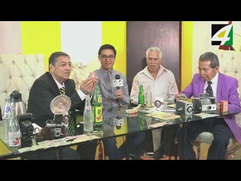 Primer Entrevista en Canal 4 de Zapotlán. Recordar es volver