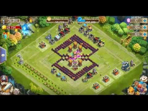 Castle Clash:Looking For A Guild? Join Me!