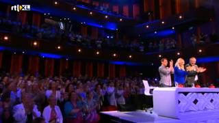 12 jarig operatalent Sofia - HOLLAND'S GOT TALENT