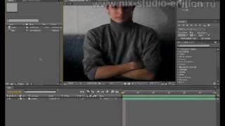 Adobe After Effects с нуля. Первый урок(http://nix-studio-edition.ru/ Обучалка в которой я покажу основные принципы работы программы афтер эффект., 2010-03-05T16:20:22.000Z)