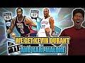 KEVIN DURANT CAN'T MISS! 98 OVR KARL MALONE! 6 DIAMOND PULLS! NBA 2K17 MY TEAM