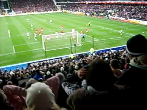 Derby 1-1 Forest Missed Penalty