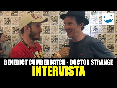 Doctor Strange: Why Benedict Cumberbatch didn't ask Martin Freeman for advice!