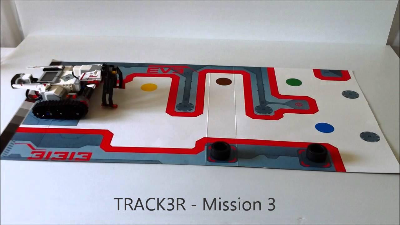 Introducing Robotics with Lego Mindstorms EV3 » Figur8