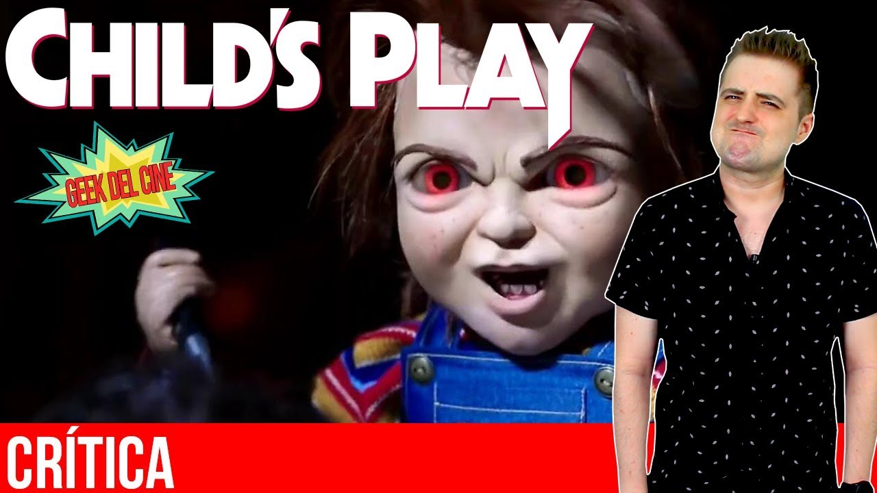 El Muñeco Diabólico (Chucky) (Child´s Play 2019) / Crítica / Opinión / Reseña / Review