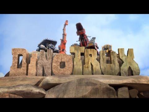 Intro Dinotrux HD