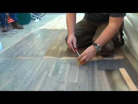 Loba Active Color a HS 2K ImpactOil - jak si probarvit dubovou podlahu