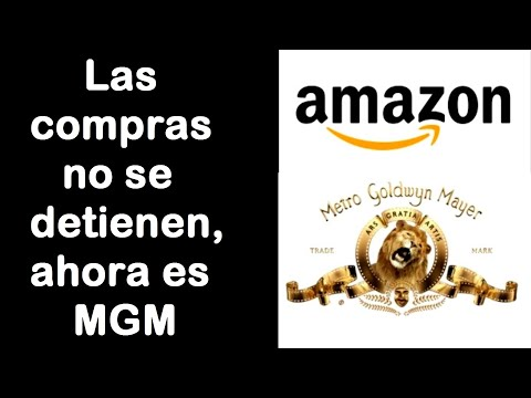 Amazon estaria interesado en adquirir el estudio por hasta 9 mil millones de dolares, MGM a la venta
