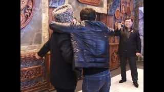 Танец  героя из с.Рутул Дагестан в Сталинграде 02 02 2013г