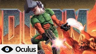DOOM en Oculus Rift!!