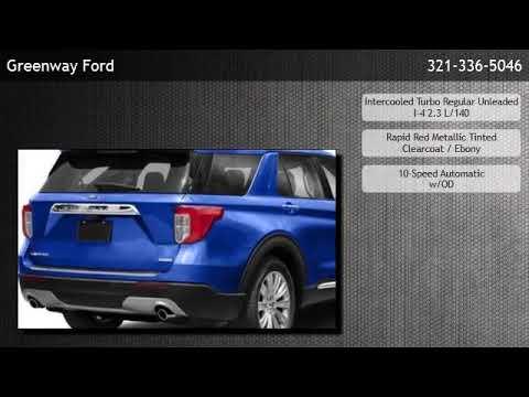 2020 Ford Explorer XLT - Orlando, FL