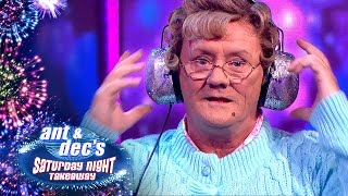 Mrs Brown Takes on 'Read My Lips'