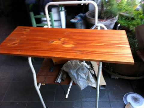 Come Costruire Una Cassapanca Sarda.Cassapanca Fatta In Casa Youtube