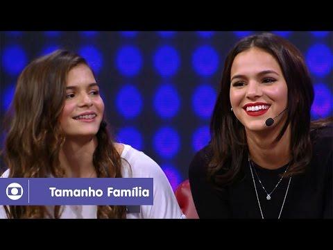 Tamanho Família: equipe explica a dinâmica do programa