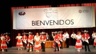 Barreteros - Ballet Folklórico Gustavo Vaquera Contreras SEC