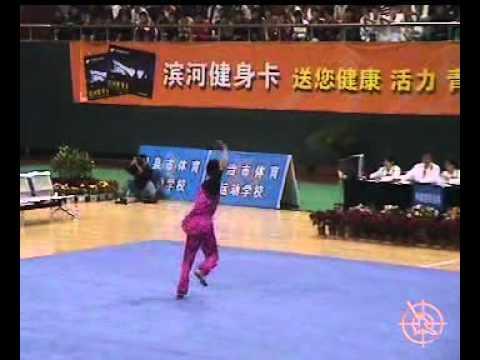 china prenationals - liuzhiyong - shanxi - m cq 9.82