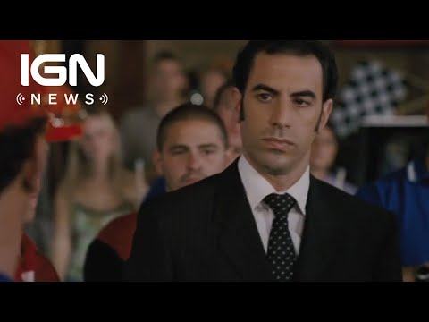 Sacha Baron Cohen Cast in Lead Role for Netflix Spy Drama - IGN News