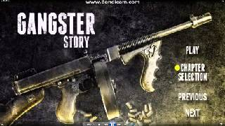 Opening To Gangster Story 2013 DVD