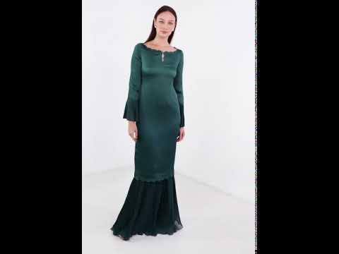Delilah   Emerald Green