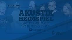 LIVE | Akustikheimspiel Vol. 04 mit Jo Hartmann