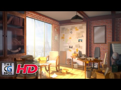 "CGI & VFX Breakdown: ""A Higher Place: My Office"" - by Thitaphon Piraban"