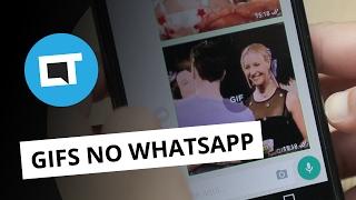 Como fazer GIFs para o WhatsApp a partir de vídeos